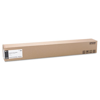 "Epson Matte Exhibition Canvas 44"" x 40' Roll"
