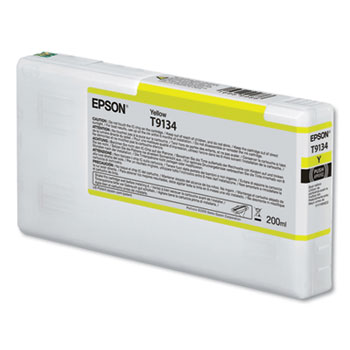 Epson 913, Yellow Ink Cartridge for Epson P5000 - 200ml