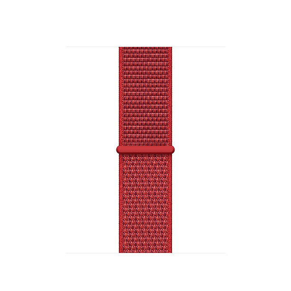 40mm (PRODUCT)Red Sport Loop