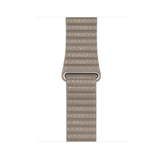 44mm Stone Leather Loop - Large