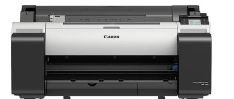 "Canon imagePROGRAF TM-200 24"" Wireless 5-Color Large-Format Inkjet Printer without Stand, 2400x1200 dpi"