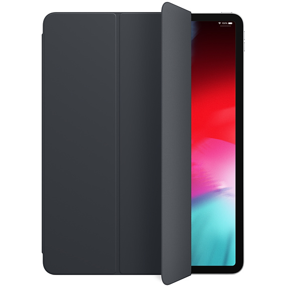 Smart Folio for 12.9-inch iPad Pro (3rd Generation) - Charcoal Gray