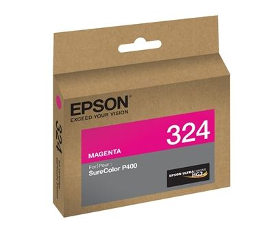 EPSON Ultrachrome HG2 Magenta Ink for SureColor Photo P400 Printer