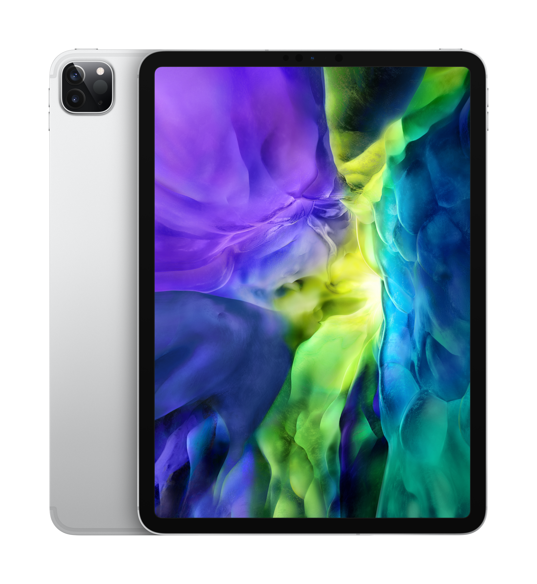 11-inch iPad Pro Wi-Fi + Cellular 512GB - Silver