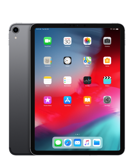 11-inch iPad Pro Wi-Fi 512GB - Space Gray