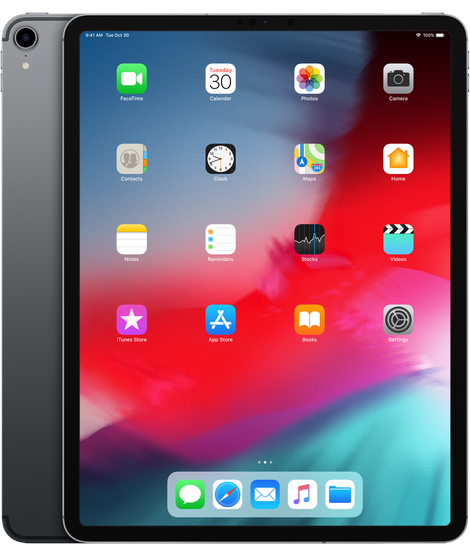 12.9-inch iPad Pro Wi-Fi + Cellular 1TB - Space Gray