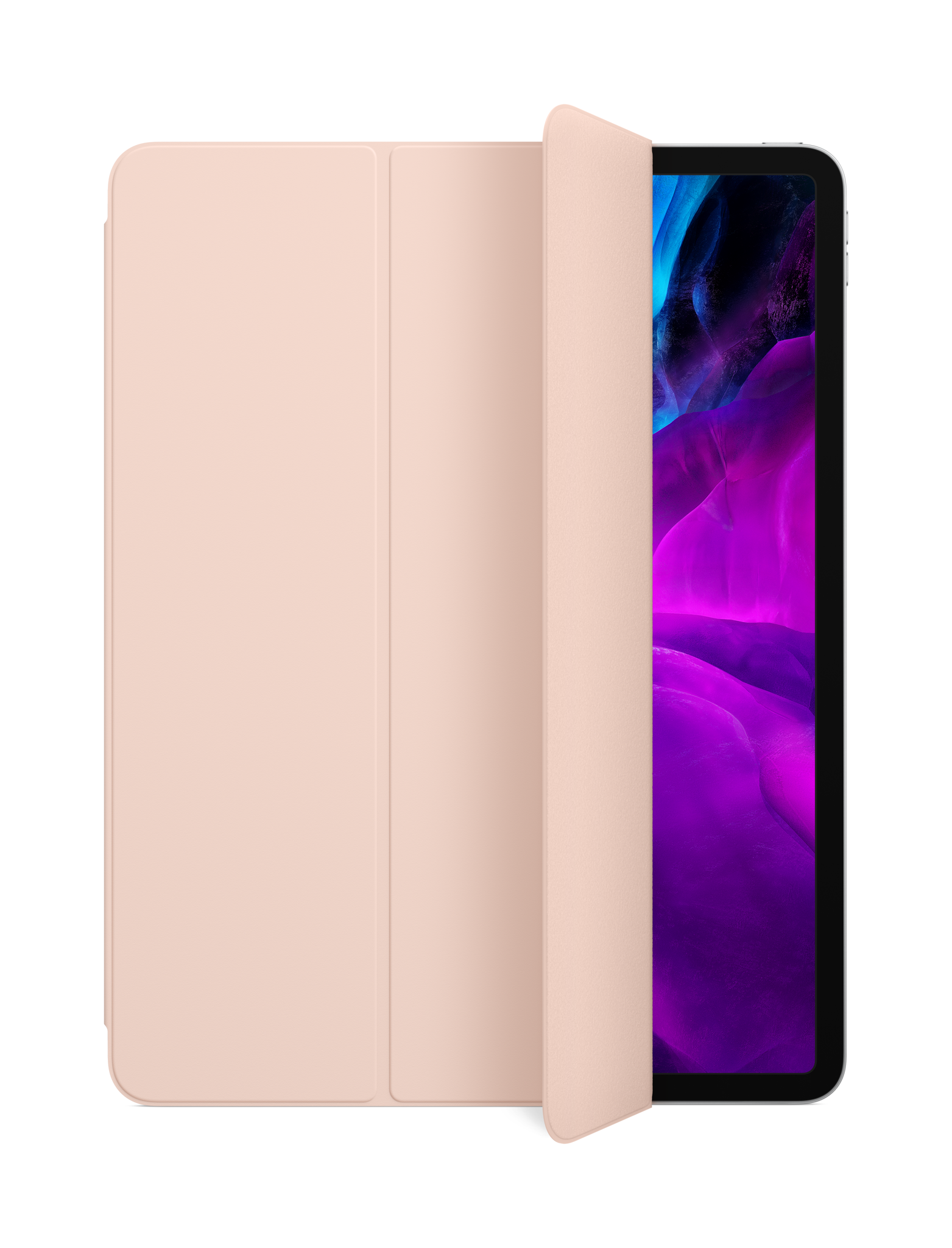 Smart Folio for 12.9-inch iPad Pro (4th generation) - Pink Sand
