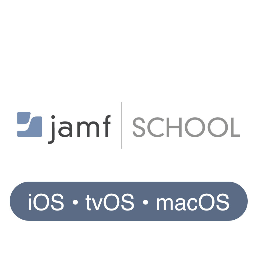 New annual license of Jamf School for iOS, tvOS or macOS