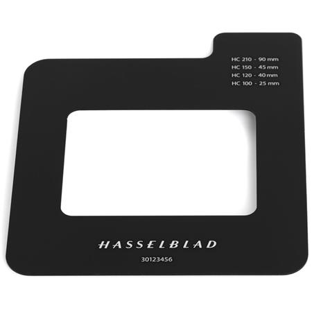 Hasselblad Rectangular Mask for Pro Shade 6095 V-System