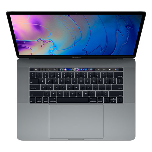 MacBook Pro 15-inch with Touch Bar - Space Gray