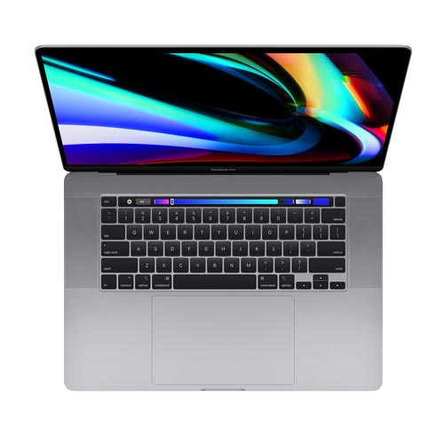 MacBook Pro 16-inch - Space Gray