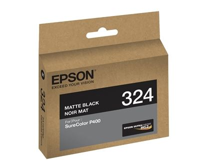 EPSON Ultrachrome HG2 Matte Black Ink for SureColor Photo P400 Printer