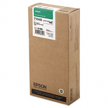 Epson T596, 350 ml Green UltraChrome HDR Ink Cartridge