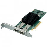 ATTO Celerity FC 162P - Dual-port 16Gb Gen6 Fibre Channel (Two 16Gb SFPs included)