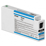 Epson 824 UltraChrome HD Ink (350 mL) Cyan Ink Cartridge