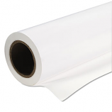 "Epson Semi-Matte Photo Paper, 3"" Core, 16"" x 100 ft, Semi-Matte White"