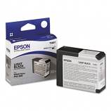 Epson T580, 80 ml Light Black UltraChrome K3 Ink Cartridge