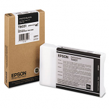 Epson UltraChrome K3 Ink, Photo Black 220ml