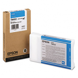 Epson UltraChrome K3 Ink, Cyan 220ml