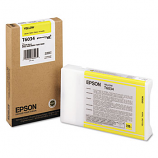 Epson UltraChrome K3 Ink, Yellow 220ml