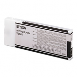 Epson T606, 220 ml Photo Black UltraChrome K3 Ink Cartridge