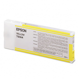 Epson T606, 220 ml Yellow UltraChrome K3 Ink Cartridge