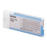 Epson T606, 220 ml Light Cyan UltraChrome K3 Ink Cartridge