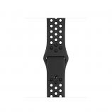 40mm Anthracite/Black Nike Sport Band - S/M & M/L