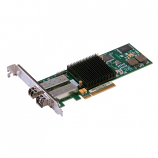 ATTO Celerity FC-82EN - Dual Port 8Gb Fibre Channel Ports (Two 8Gb SFPs included)