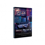 Blackmagic DaVinci Resolve Studio (Dongle)
