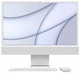 iMac 24-inch Retina 4.5K with Apple M1 Chip - Silver
