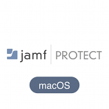 New annual license of Jamf Protect for macOS
