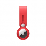 AirTag Leather Loop - (PRODUCT)RED