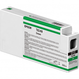 Epson 824 UltraChrome HD Ink (350 mL) Green Ink Cartridge