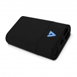 V7 High-Capacity 10,050mAh Powerbank - 3 Ports / Quick Charge / USB-C