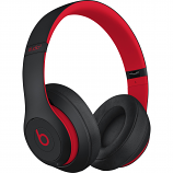 Beats by Dr. Dre Studio3 Wireless Bluetooth Headphones (Defiant Black/Red / Decade Collection)