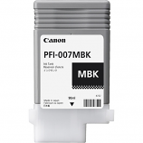 Canon PFI-007MBK Matte Black Ink Tank (90mL)