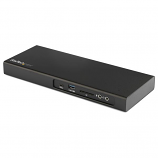 Dual 4K 60Hz Monitor Thunderbolt™ 3 Dock - PCIe M.2 Slot and SD Reader