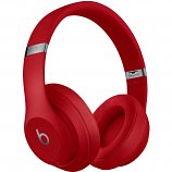 Beats by Dr. Dre Studio3 Wireless Bluetooth Headphones (Red / Core)
