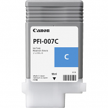 Canon PFI-007C Cyan Ink Tank (90mL)