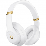 Beats by Dr. Dre Studio3 Wireless Bluetooth Headphones (White / Core)