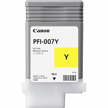 Canon PFI-007Y Yellow Ink Tank (90mL)